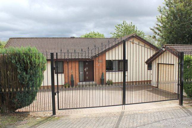 Thumbnail Detached bungalow for sale in Neilston Walk, Kilsyth
