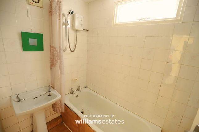 Bathroom of Post Office Lane, Denbigh LL16