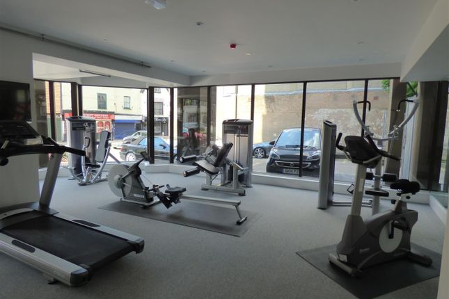 Residents Gym of Miller Heights, Lower Stone Street, Maidstone ME15