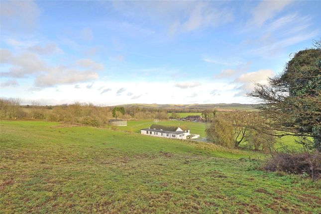 House From Land of Long Furlong, Findon, Worthing, West Sussex BN14