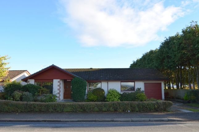 Thumbnail Detached bungalow for sale in Achilty, Lochloy Road, Nairn, Highland