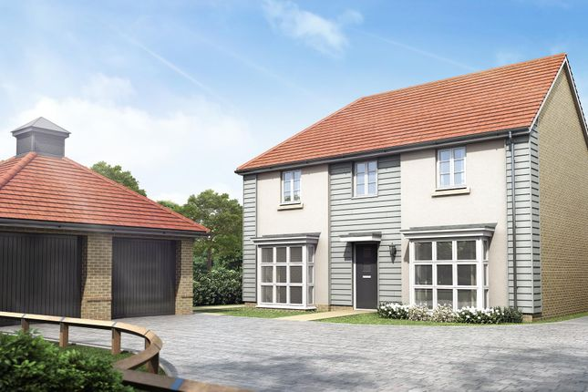"Thumbnail Detached house for sale in ""Eden"" at Bearscroft Lane, London Road, Godmanchester, Huntingdon"