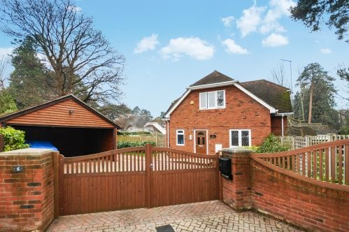 Thumbnail Property for sale in Mary Lane, West Moors, Ferndown