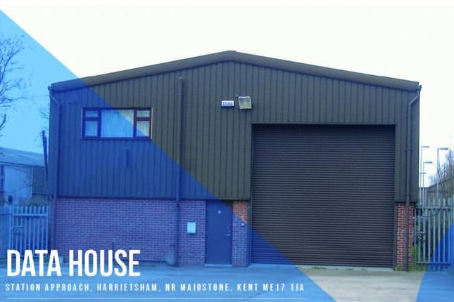 Thumbnail Commercial property for sale in Station Approach, Harrietsham, Maidstone, Kent