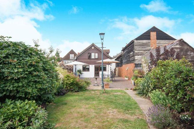 Thumbnail Detached house for sale in High Street, Edenbridge