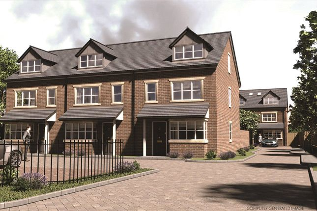 Thumbnail Terraced house for sale in Stratford Place, Stratford Road, Solihull, West Midlands
