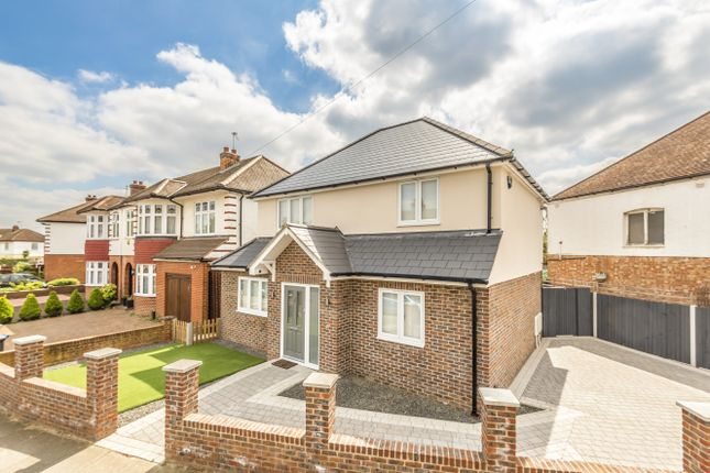 Thumbnail Detached house for sale in Farm Road, London