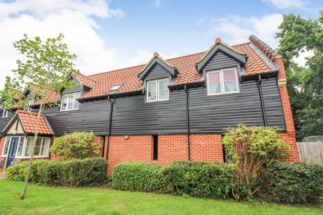 Thumbnail Flat for sale in Trafalgar Square, Poringland, Norwich