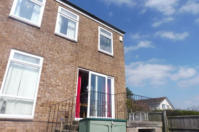 Thumbnail Semi-detached house for sale in Courtney Road, Kingswood, Bristol