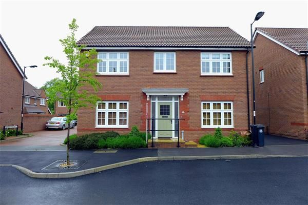 Thumbnail Detached house to rent in Leader Street, Stoke Park, Frenchay, Bristol