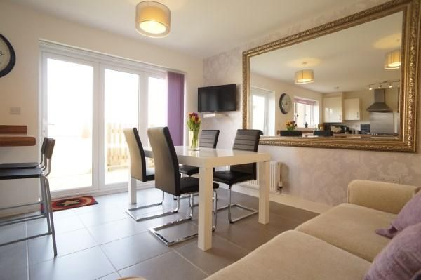 Dining Area of Orchid Close, Lyde Green, Bristol BS16