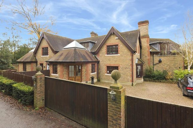 Detached house to rent in Burhill, Hersham, Walton On Thames