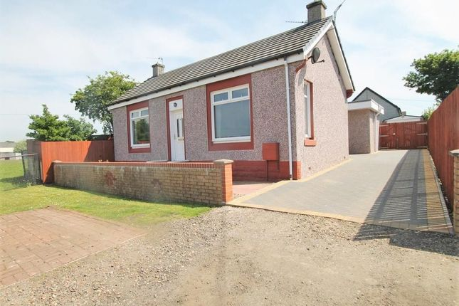 Thumbnail Detached bungalow for sale in King Street, Shotts
