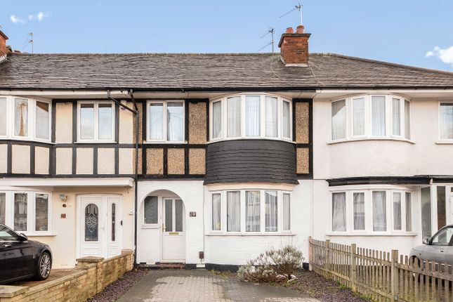 Thumbnail Terraced house for sale in Minehead Road, Harrow