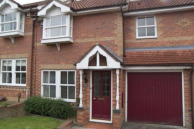 Thumbnail Town house to rent in Boundary Close, Colton, Leeds