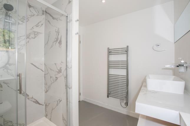 Shower Room of Eastwood Road, Penryn, Cornwall TR10