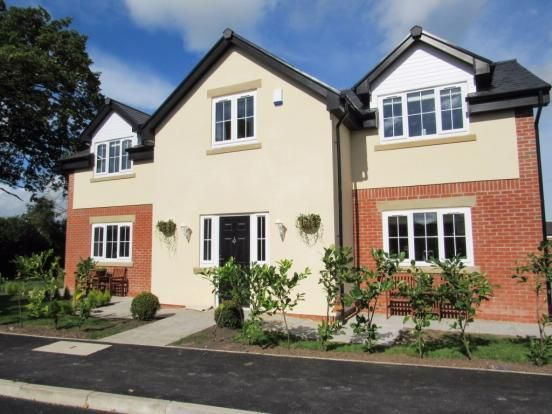 Thumbnail Detached house for sale in Cuddington Grange, Cuddington, Malpas