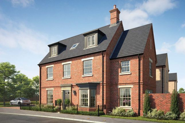 "Thumbnail Property for sale in ""The Whitworth"" at Iowa Road, Alconbury, Huntingdon"