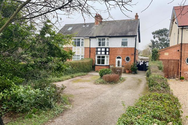 3 bed semi-detached house for sale in Farndon Road, Newark NG24