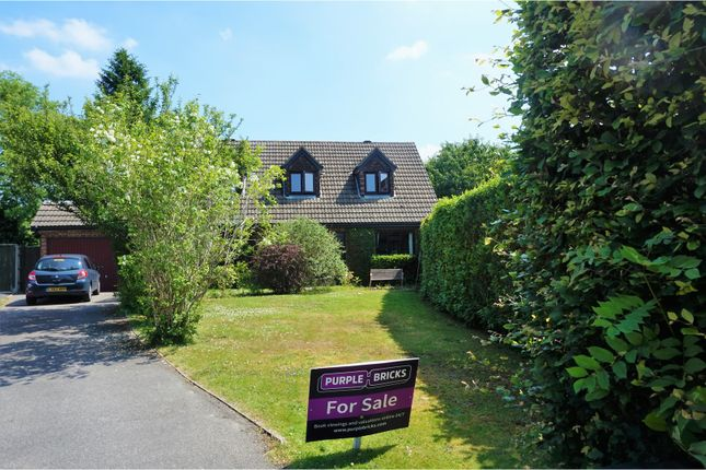 Thumbnail Detached house for sale in Ridgeway, Hurst Green