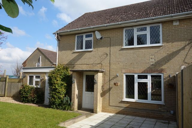 3 bed semi-detached house to rent in Houndsmill, Horsington, Somerset