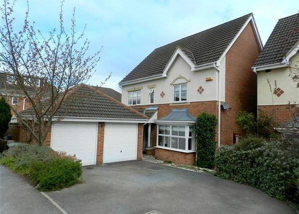 Thumbnail Detached house for sale in Broughton Close, Clipstone Village, Mansfield