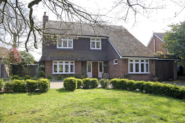 Thumbnail Detached house to rent in Winkton, Christchurch