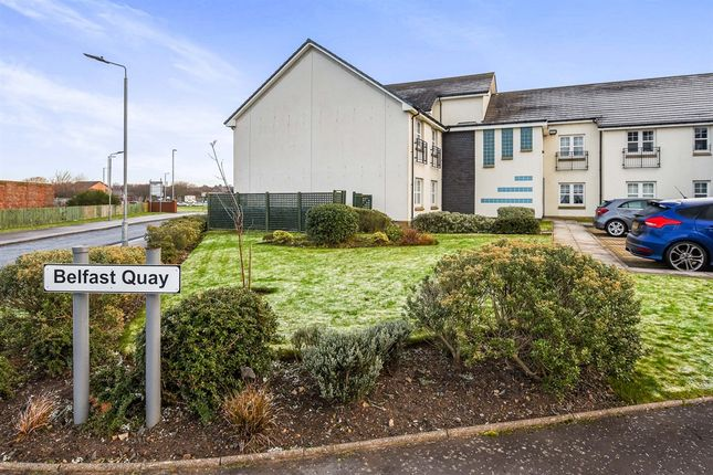 Thumbnail Flat for sale in Belfast Quay, Irvine