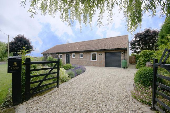 Thumbnail Detached bungalow for sale in New Lane, Nun Monkton, York