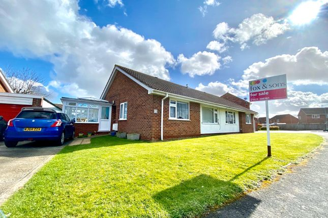 Thumbnail Semi-detached bungalow for sale in Mccreath Close, North Petherton, Bridgwater