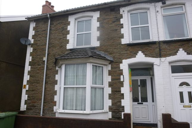 Thumbnail Property to rent in Thomas Street, Abertridwr, Caerphilly