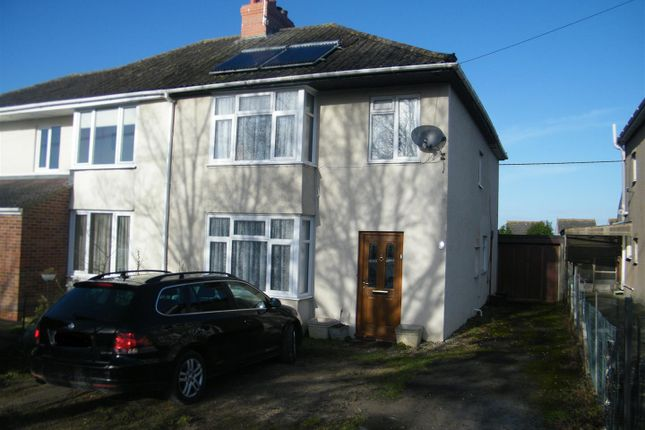 Thumbnail Semi-detached house for sale in Low Lane, Calne
