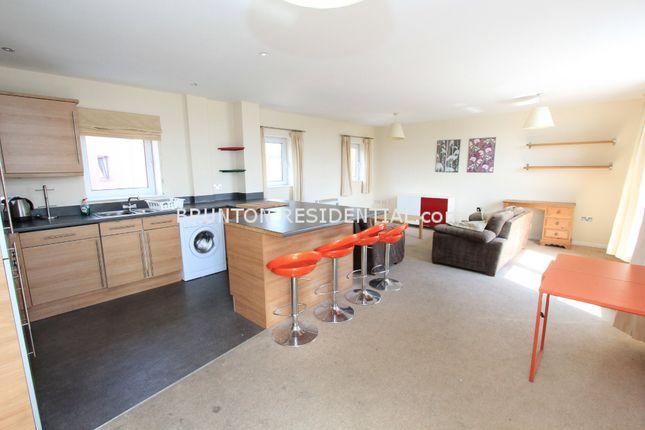 Thumbnail Flat to rent in Rialto, Newcastle Upon Tyne