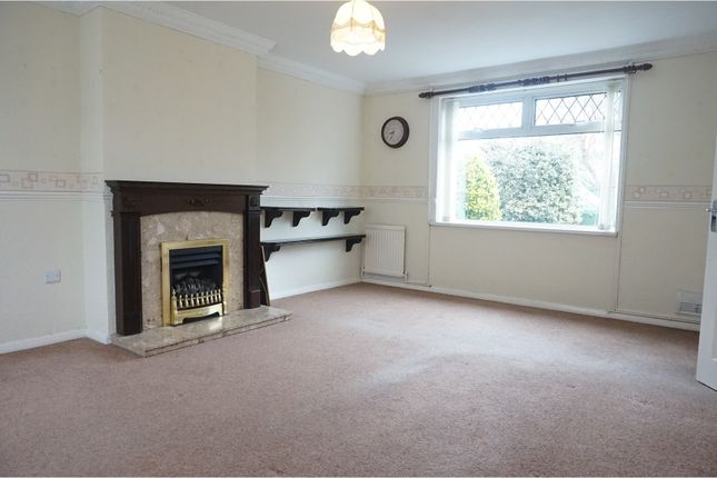 Thumbnail Semi-detached house to rent in Winkburn Road, Mansfield