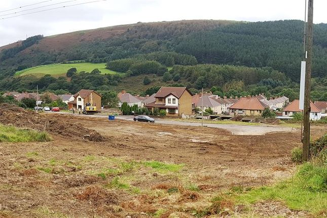 Thumbnail Land for sale in Parc Pen Y Bryn, Goytre, Port Talbot