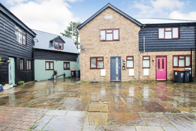 Thumbnail Semi-detached house for sale in St. Andrews Street, Leighton Buzzard