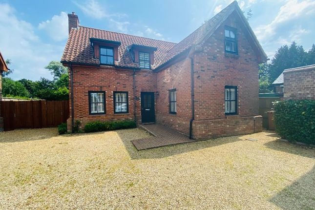 Thumbnail Detached house for sale in Setchey, Kings Lynn, Norfolk
