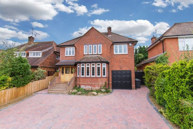 Thumbnail Detached house for sale in Courtland Drive, Chigwell