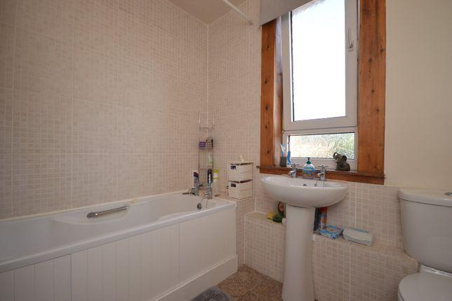 Bathroom of Quarry Place, Sauchie, Alloa, Clackmannanshire FK10