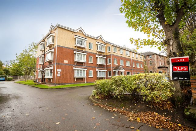 Thumbnail Flat to rent in Wepre Court, 9 Caroline Place, Prenton, Merseyside