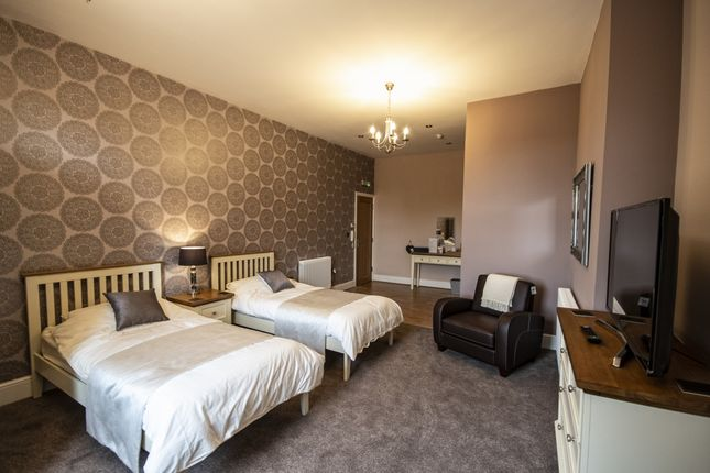 Thumbnail Hotel/guest house for sale in Chesterfield, Derbyshire