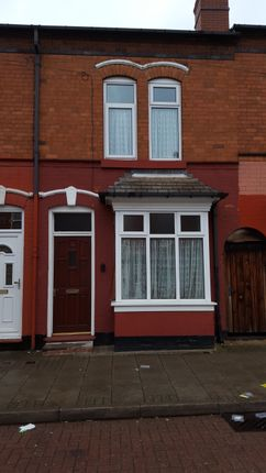 Thumbnail Terraced house to rent in Yew Tree Road, Aston, Birmingham