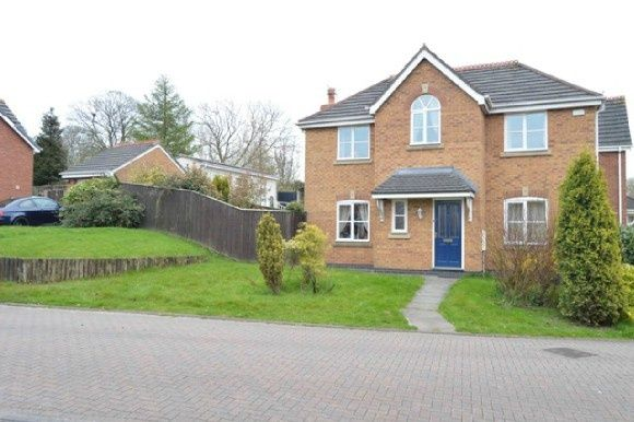 Thumbnail Detached house to rent in Welsh Close, Lightwood, Stoke-On-Trent