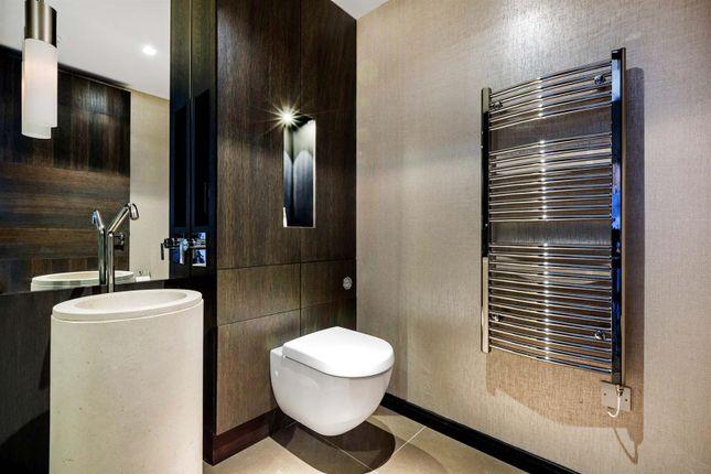 Bathroom of Ascensis Tower, Juniper Drive, Battersea Reach, Battersea Reach, London Sw118 SW18
