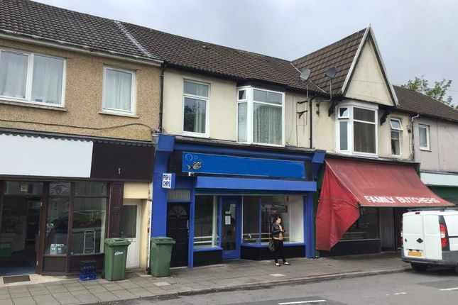 Thumbnail Restaurant/cafe for sale in Blackwood, Caerphilly