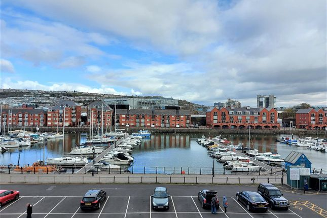 1 bed flat for sale in Abbotsford Housetrawler Road, Maritime Quarter, Swansea SA1
