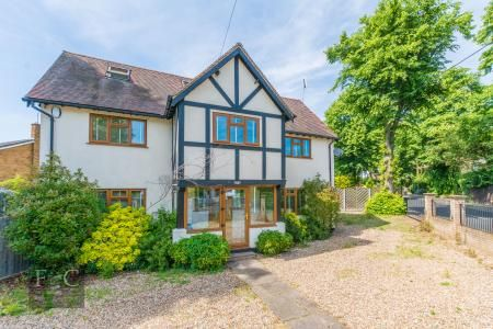 Thumbnail Property for sale in Western Road, Nazeing, Waltham Abbey