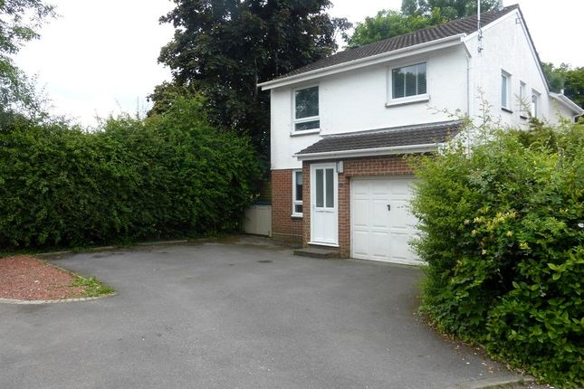 Thumbnail Detached house for sale in Kingfisher Way, Ringwood