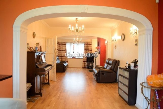 Thumbnail Semi-detached house to rent in Southview Crescent, Gants Hill