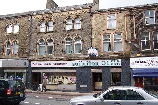 Office to let in 48 Blackburn Road, Accrington